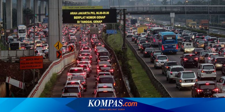 Ganjil Genap di Jakarta Mulai Diterapkan, Simak Fa