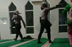 Dua Polisi yang Tangkap Mahasiswa di Masjid Diamankan di Ruang Khusus