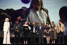 Para Astronot Habiskan Malam Natal Menonton Star Wars: The Last Jedi