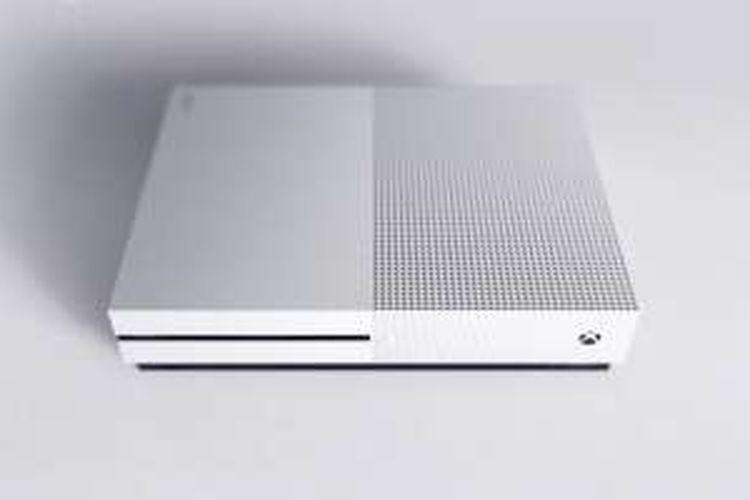 Xbox One S hadir 40 persen lebih mungil dari Xbox One original