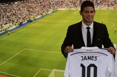Alasan James Rodriguez Gabung dengan Real Madrid