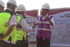 Tinjau Proyek Tol Sigli-Banda Aceh, Jokowi: Proses Pembebasan Lahan Berjalan Baik