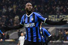 Lazio Vs Inter, Romelu Lukaku Berpeluang Kejar Perolehan Gol Ronaldo