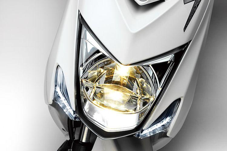 Lampu motor