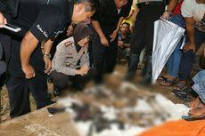 Kerangka Manusia Tanpa Identitas Ditemukan di Bukit Butak Kebumen