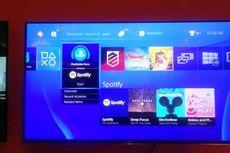 Spotify Juga Bisa Diakses dari PlayStation