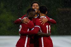 Siaran Langsung Liverpool Vs RB Salzburg, Live di Kompas TV Pukul 20.30 WIB
