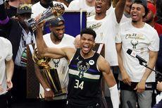 Juara NBA, Giannis Akhirnya Penuhi Dua Tantangan Kobe Bryant