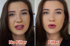 YouTuber Pakai Kamera Saku Ini Agar Kulit Tampak Halus