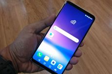 LG V30 Plus Sudah Bisa Dipesan di Toko
