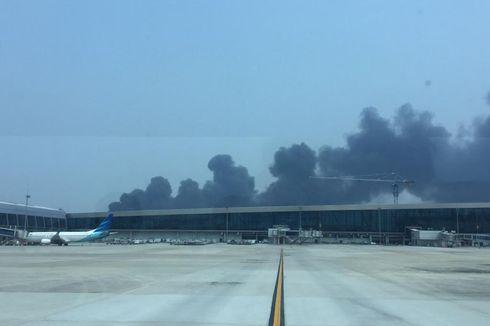 AP II : Kebakaran Terjadi di Luar Kawasan Bandara Soetta