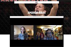 Nasihat Sang Ibu yang Menghibur Petarung UFC Amanda Ribas dari Banjir Tangisan
