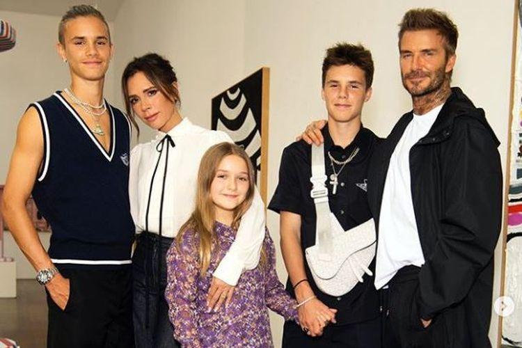 Keluarga Beckham