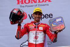 Dimas Ekky Masih Absen, Andi Gilang Wildcard di Moto2 Misano