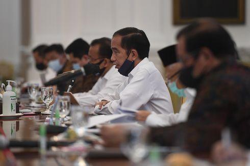 Jokowi Marah, Ini Realisasi Anggaran Penanganan Covid-19