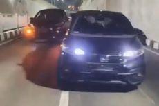 Lakukan TikTok di Underpass Sleman, 4 Pengemudi Mobil Ditilang Polisi