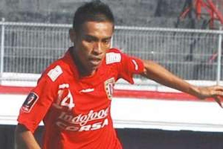 Fadhil Sausu tak hanya sekedar kapten tapi juga panutan para pemain muda Bali United.