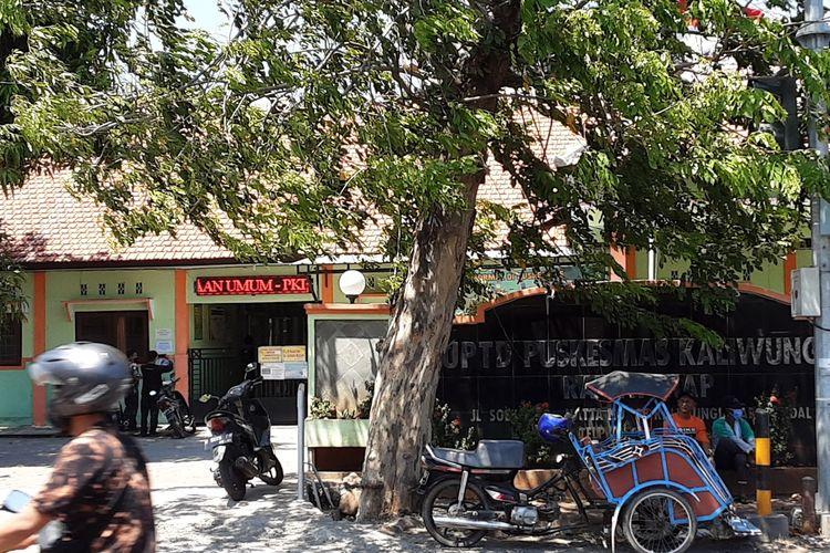Puskesmas Kaliwungu Kendal Jawa Tengah. KOMPAS.COM/SLAMET PRIYATIN