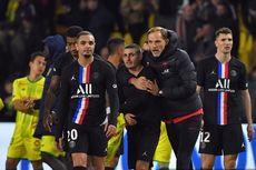 Nantes Vs PSG, Les Parisiens Cetak Gol ke-100 di Semua Kompetisi
