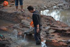 Ditemukan Pancuran Air Berkepala Naga, Situs Era Majapahit di Jombang Membentuk Petirtaan