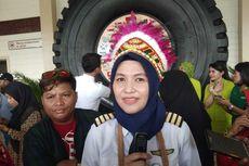 Cerita Iin Irjayanti, Lulusan Sekolah di Mimika yang Kini Jadi Pilot Citilink