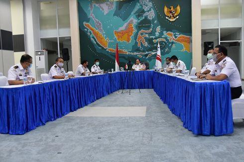 Bakamla RI dan Malaysia MEA Bicarakan Isu Keamanan Laut