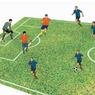Formasi 4-3-3 dalam Sepak Bola