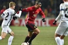 Mourinho: Ibrahimovic Akan Pensiun di Man United, Bukan di MLS