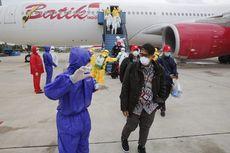 Langkah Pemerintah Isi Slot Penerbangan Kosong karena Wabah Virus Corona