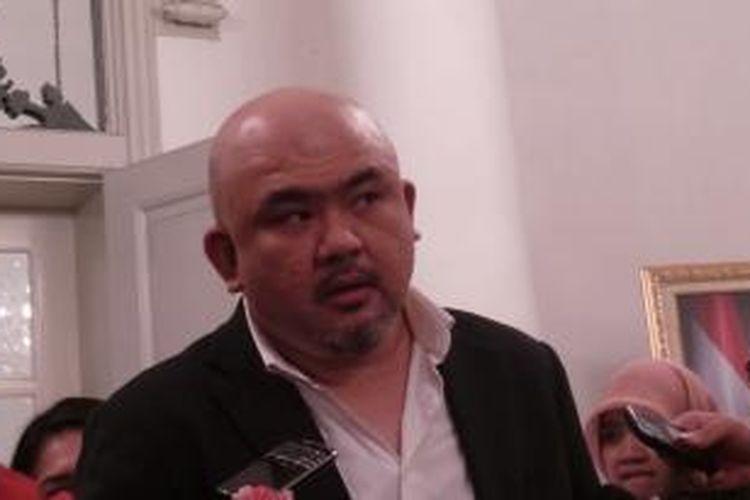 Direktur Utama PT Jakarta Monorail John Aryananda