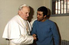 Kisah Pria Penembak Paus Yohanes Paulus II, Sempat Lega Sang Paus Masih Hidup