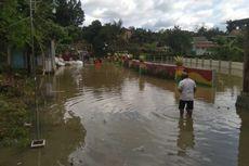 Pintu Air Waduk Gajah Mungkur Dibuka, 2 Kelurahan di Wonogiri Terendam