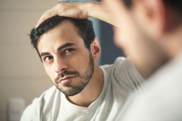 5 Trik Membuat Rambut Terlihat Tebal Halaman All Kompas Com