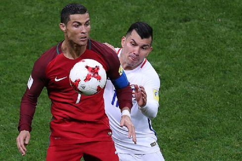 Impian Striker Cile di Final Piala Konfederasi Versus Jerman