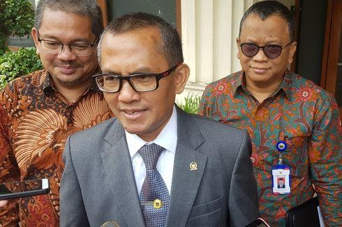 Sambangi KPK, Ketua KY Bahas Pertukaran Data Hakim