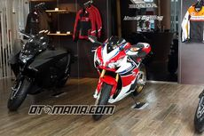 Komentar Honda Soal Produksi Mesin Moge Yamaha