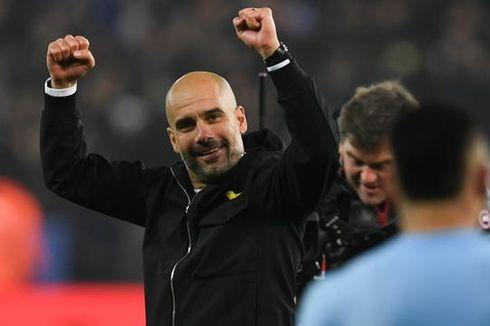 Pep Guardiola Manajer Terbaik Liga Inggris di April 2019