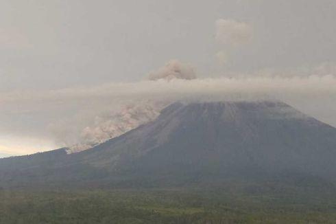 Gunung Semeru Erupsi, Warga Sekitar Diminta Waspada