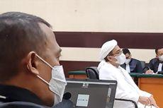 Sidang Rizieq Shihab Dilanjut Senin Ini, Agenda Pembacaan Tuntutan