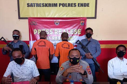 Polisi Tetapkan 6 Tersangka Kasus Pengeroyokan Pemuda di Ende, 4 di Antaranya Anak di Bawah Umur