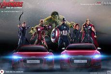 Iron Man Kembali ke Audi R8 di