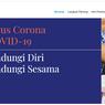 Bebas Kuota Internet, Akses ke Situs Resmi Penanganan Corona di Indonesia