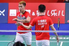 Jelang Final Fuzhou China Open 2019, Ini Rekor Pertemuan Marcus/Kevin Vs Kamura/Sonoda
