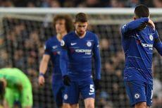 Klasemen Liga Inggris, Pertukaran Posisi di 6 Besar