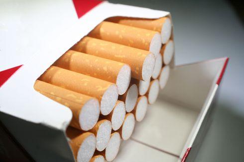 Sah, Cukai Hasil Tembakau Naik 21,55 Persen Per 1 Januari 2020