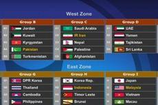 Indonesia Segrup dengan Korsel-Timor Leste-Brunei