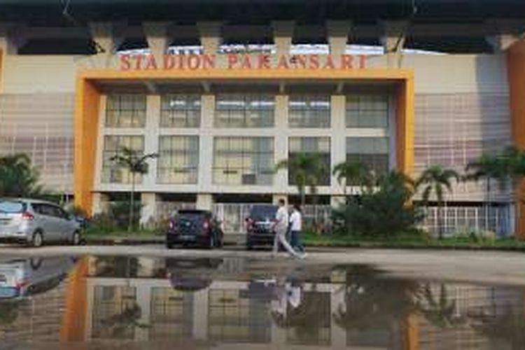 Stadion Pakansari Cibinong terpilih menjadi tempat digelarnya pertandingan semifinal pertama Piala AFF 2016 antara Indonesia dan Vietnam pada 3 Desember 2016.