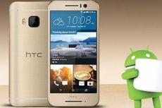 HTC One S9, Android Kelas Menengah dengan Bodi Logam
