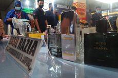 Ditemukan 3 Parfum Harga Jutaan Rupiah Saat Razia Lapas Rajabasa, Petugas: Jika Botol Dipecah, Bisa Jadi Senjata