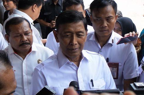 Jadi Ketua Wantimpres, Begini Wara-wiri Wiranto di Dunia Politik dan Militer...